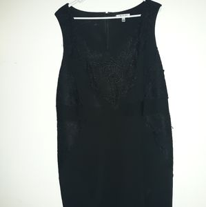 Black Jennifer Lopez dress